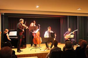 Vorschau Konzert Tres y dos