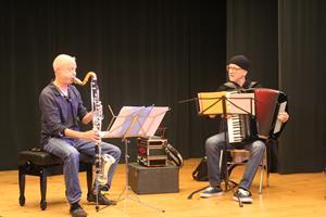 Vorschau Konzert Markus Gsell und Herbert Rümmele