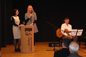 Vorschau Eröffnung Ausstellung Elisabeth Büchel