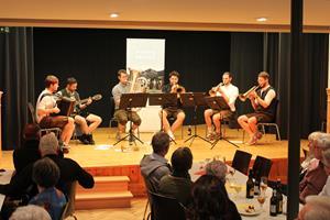 Vorschau Konzert BradlBerg Musig