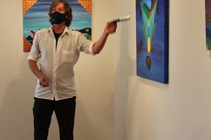 Vorschau Ausstellung Spiegelung des Selbst