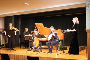 Vorschau Konzert Barockensemble Liechtenstein